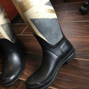 Union Jack Hunter Boots Limited Edition